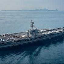 Tàu sân bay Mỹ điều đến Triều Tiên thực tế đang ở gần Indonesia