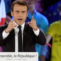 Ban vận động tranh cử ứng viên Macron bị tấn công mạng