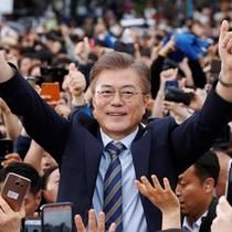 Triều Tiên kêu gọi ngừng đối đầu trước đêm bầu cử tổng thống Hàn Quốc