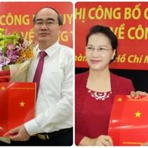 Sau kỷ luật ông Đinh La Thăng, Bộ Chính trị công bố hai quyết định quan trọng về công tác nhân sự
