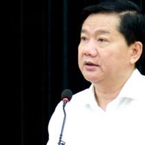 Ông Đinh La Thăng xin lỗi nhân dân TP. HCM