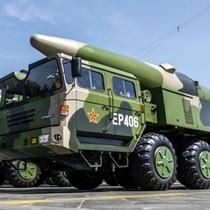 Thử tên lửa, Trung Quốc bắn tín hiệu cảnh báo THAAD ở Hàn Quốc