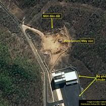 <span class='bizdaily'>BizDAILY</span> : Triều Tiên có thể đang nâng cấp bãi phóng tên lửa đạn đạo
