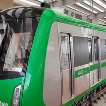 Nhiều bất tiện ở tuyến đường sắt trên cao Cát Linh - Hà Đông