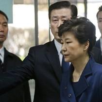 Tòa Hàn Quốc bắt đầu xét xử cựu Tổng thống Park Geun-hye