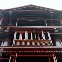 Nhà gỗ 30 tỷ ở Hà Tĩnh
