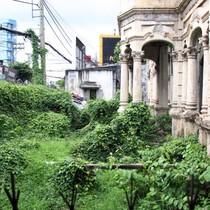 Biệt thự gần 100 tuổi hoang phế giữa Sài Gòn