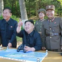 Triều Tiên thử nghiệm vũ khí phòng không mới