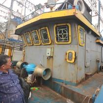 """Tàu hỏng, doanh nghiệp nói ngư dân """"vận hành không đúng quy trình"""""""