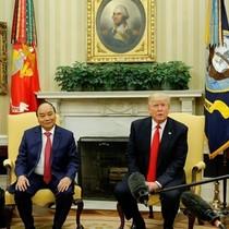 Tàu sân bay Mỹ có thể thăm cảng Việt Nam