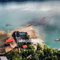 """Thiên đường """"lậu"""" trên vịnh Bái Tử Long từng bị bắt tháo dỡ"""