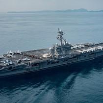 Kim Jong-un ra lệnh sẵn sàng tấn công tàu sân bay