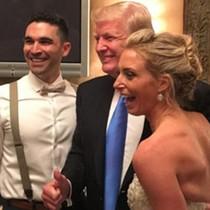 Ông Trump gây quan ngại khi ghé qua khu nghỉ dưỡng mình sở hữu