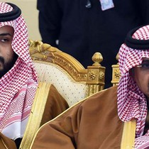 Quốc vương Ả Rập Xê Út bất ngờ thay thái tử