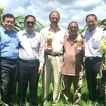 Nông Dược HAI hợp tác với đối tác New Zealand phân phối phân bón hữu cơ