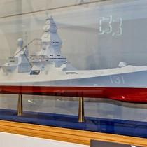 Nga chuẩn bị chế tạo siêu khu trục hạm hạt nhân