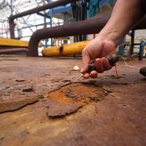 Đăng kiểm viên liên quan tàu vỏ thép hư hỏng ở miền Trung bị kỷ luật