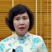 Ủy ban Kiểm tra Trung ương nói gì về sai phạm của bà Hồ Thị Kim Thoa?