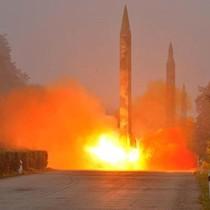 Hàn Quốc nói Triều Tiên lại phóng tên lửa đạn đạo