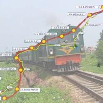 """Đường sắt """"tỷ đô"""" TP. HCM - Cần Thơ"""