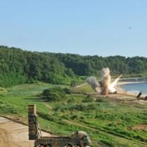 Mỹ - Hàn tập trận chung phóng tên lửa