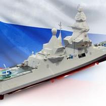 [Infographic] Uy lực siêu tàu khu trục hạt nhân Nga sắp chế tạo