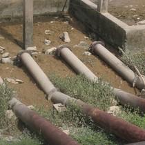 Trạm bơm 34 tỷ hoạt động cầm chừng vì... thiếu nước