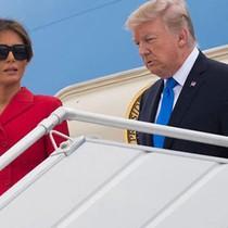 Ông Trump đến Pháp tìm kiếm tiếng nói chung