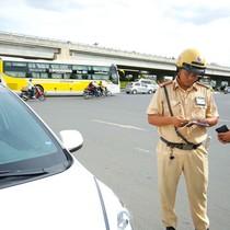 Đề xuất tạm thời không phạt xe thế chấp giấy tờ
