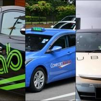 """""""Soi"""" dấu hiệu vi phạm Luật Cạnh tranh của Uber, Grab"""