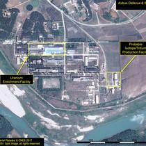 Triều Tiên bị nghi gia tăng sản xuất nguyên liệu hạt nhân