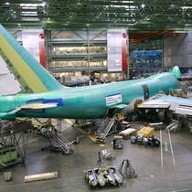"""""""Nữ hoàng bầu trời"""" cuối cùng của Boeing"""