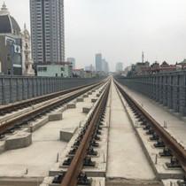 """Thiếu vốn nghiêm trọng, đường sắt Cát Linh - Hà Đông lại """"giật lùi"""" tiến độ"""