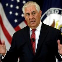 Ngoại trưởng Mỹ có thể từ chức vì bất đồng với tổng thống