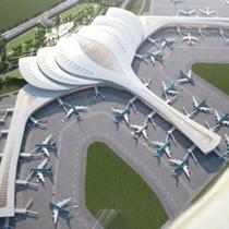 <span class='bizdaily'>BizDAILY</span> : Thiết kế hoa sen: Sân bay Long Thành vừa lo đội giá, vừa sợ ảnh hưởng công năng