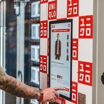 Uniqlo sắp có máy bán quần áo tự động