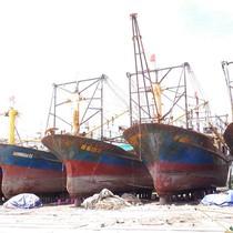 Công ty đóng tàu vỏ thép kém chất lượng than hết tiền sửa tàu!