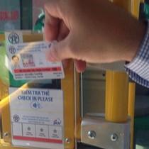 Vé xe buýt điện tử ở Hà Nội chưa phát huy hiệu quả