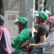 Sau Hà Nội, tài xế GrabBike tại Sài Gòn cũng đình công