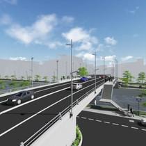 [Video] TP. HCM chi hơn 300 tỷ đồng xây cầu Tân Kỳ Tân Quý