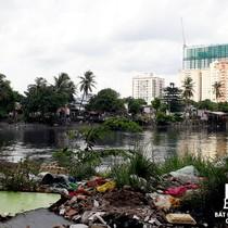 Những hình ảnh buồn của một Sài Gòn nhiều cao ốc chọc trời