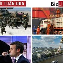"""Thế giới tuần qua: Trung - Ấn tiếp tục gầm ghè, Tổng thống Pháp """"vướng thị phi"""""""