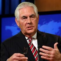 Ngoại trưởng Mỹ nói phát biểu của Trump không đại diện cho đất nước