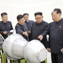 """Triều Tiên dọa hoàn thành """"bom nhiệt hạch hiện đại"""", Mỹ - Nhật Bản """"hoảng hốt"""""""
