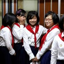 Ngày khai giảng của học sinh Triều Tiên