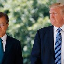 Tình nồng Mỹ - Hàn bên bờ vực vì vụ thử bom nhiệt hạch Triều Tiên