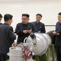 Mỹ đau đầu giải mã động cơ phát triển vũ khí hạt nhân của Kim Jong-un