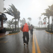Siêu bão Irma vừa đến, Florida đã ghi nhận thương vong