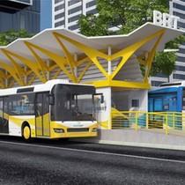 TP. HCM dừng làm tuyến BRT 144 triệu USD