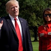 """Ông Trump gọi bão Irma là """"con quái vật lớn"""""""